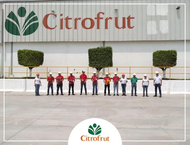 Citrofrut successfully concludes high orange processing season