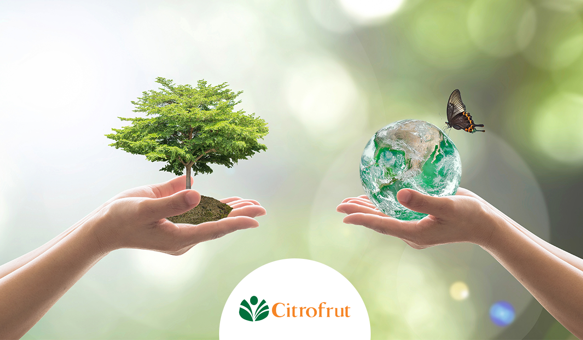 Citrofrut is an example of sustainable production
